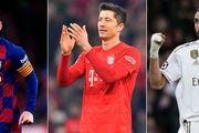 نگاهی به برترین گلزنان تیمهای مطرح اروپایی