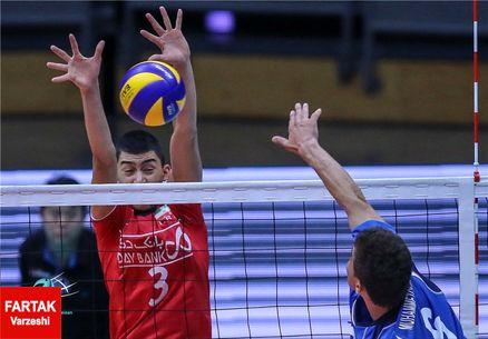 ایران به جمع ۸ تیم برتر صعود کرد