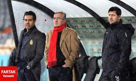 اعتراض پیروانی به نماینده AFC