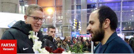 رقیب استقلال وارد تهران شد