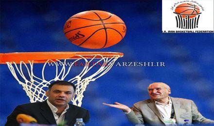 استعفای مشحون و گزینه های وزارت ورزش برای سرپرستی فدراسیون بسکتبال