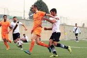 پیروزی مقتدرانه بادران مقابل تیم نفت مسجد سلیمان