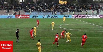 اوضاع باشگاههای شیرازی در لیگ دسته اول تعریفی ندارد