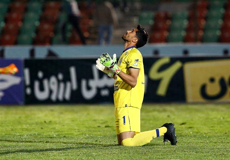 حسینی جلوتر از بیرانوند درنطرسنجی AFC