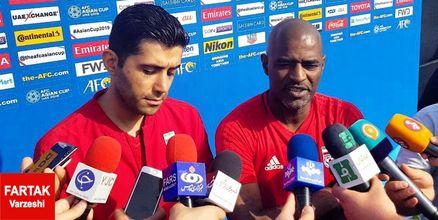 کروز: بهترین خبر در خصوص تیم ملی آمادگی تمام بازیکنان است/ ویتنام مدعی صعود است