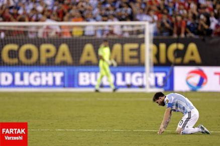 بازگشت مسی به تیم ملی آرژانتین!