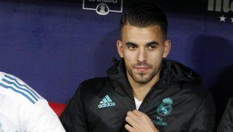 دربی لندن برای جذب ستاره جوان رئال مادرید