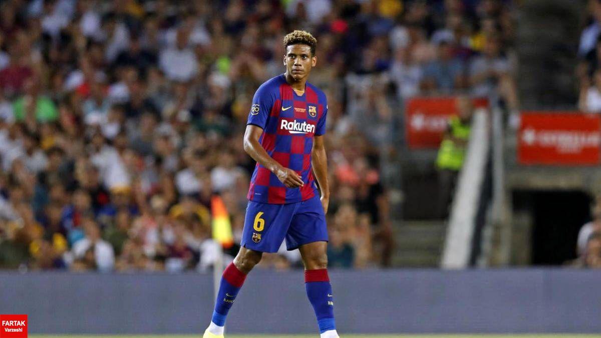 رسمی؛ مدافع جوان بارسلونا راهی لیگ فرانسه شد