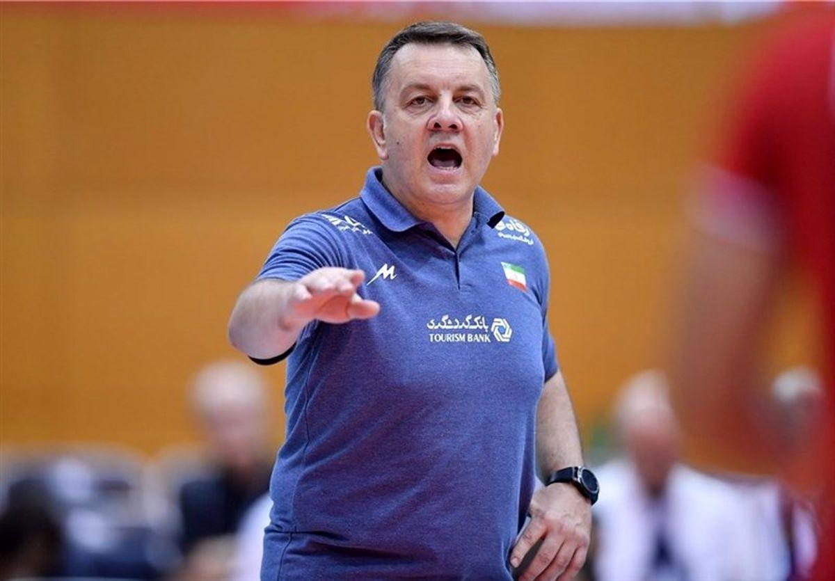 کولاکوویچ: تعطیلی لیگ والیبال تصمیم درستی بود/ برای المپیکی شدن با ۳ تیم رقابت داریم