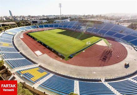 رئیس فدراسیون فوتبال عراق ورزشگاه بازی عراق - ایران را معرفی کرد
