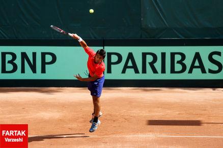 ملیپوش تنیس از رقابت با نماینده رژیم اشغالگر قدس امتناع کرد