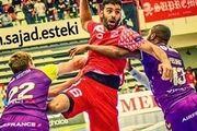 هفته دوازدهم لیگ برتر هندبال/ پیروزی گچساران و سپاهان مقابل حریفان