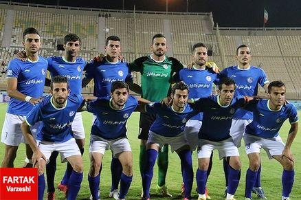 زنگ خطر سقوط به لیگ پایین تر برای آبی های خوزستانی به صدا درآمد!