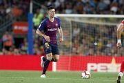 سویا در پرونده انتقال مدافع بارسلونا جریمه شد
