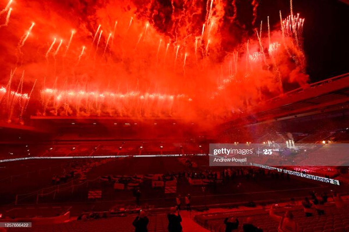 دستگیری شماری از هواداران لیورپول در جشن قهرمانی
