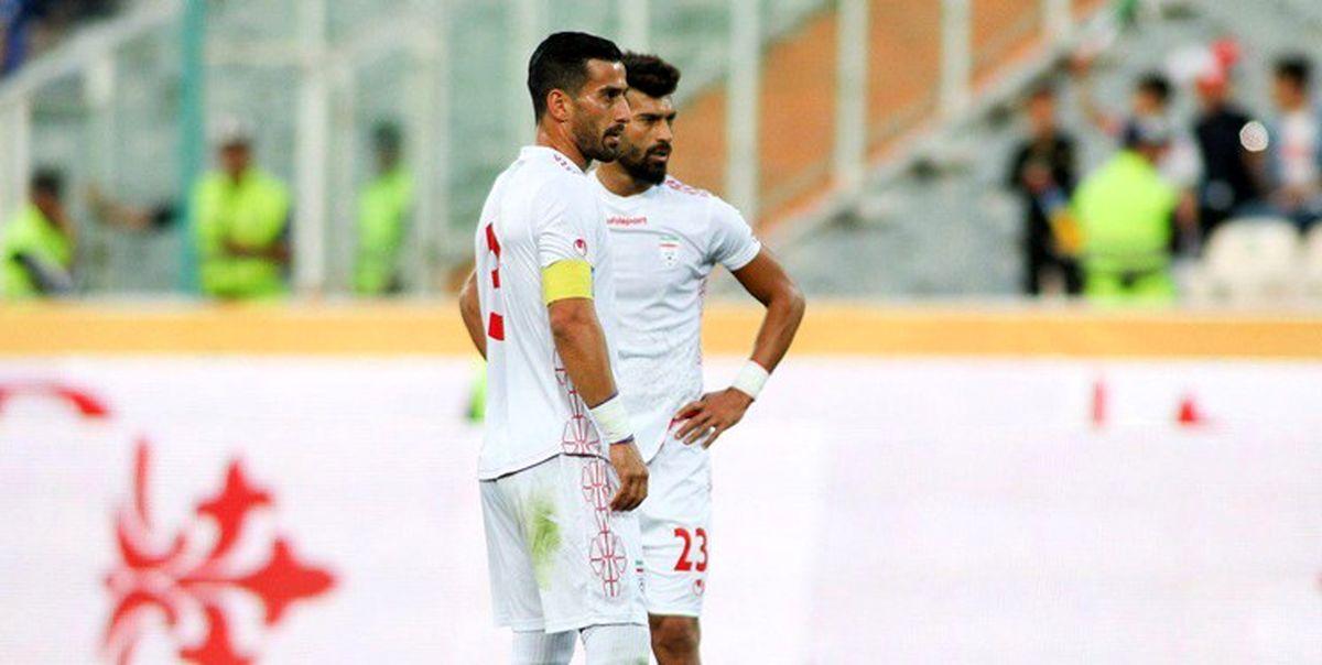 حاج صفی بازی سوریه و عراق را از دست داد؟