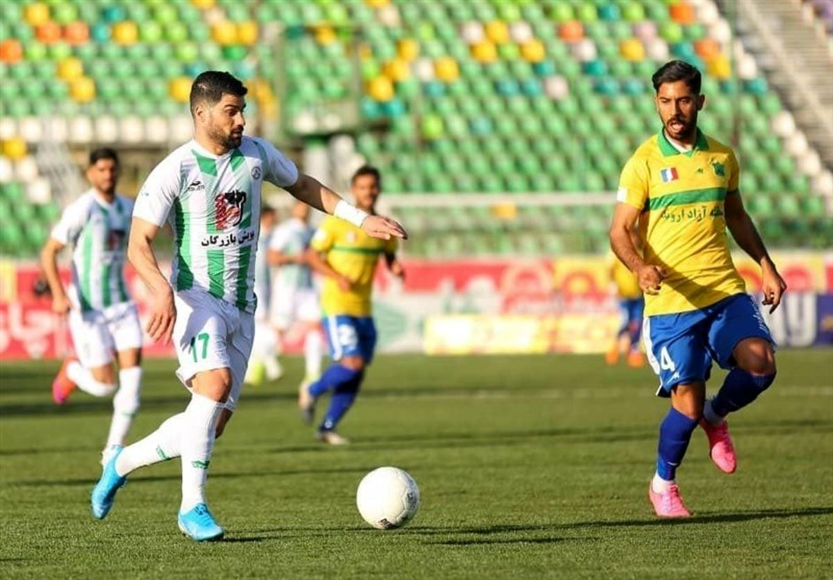 محمدیمهر:امیدوارم در ۴ بازی باقیمانده بدشانس نباشیم