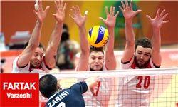گزارش زنده والیبال/ ایران 2 لهستان 2