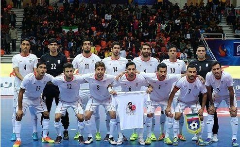 رده بندی ۱۰ تیم برتر فوتسال جهان/ایران همچنان بر  بام آسیا
