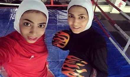 الهه و سهیلا منصوریان در رویارویی ناگریز /  این یک مبارزه خواهرم نیستی!