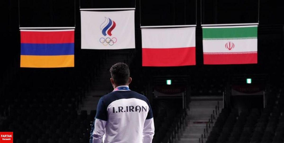 گزارش روز دوازدهم المپیک|سرانجام کشتی به مدال رسید
