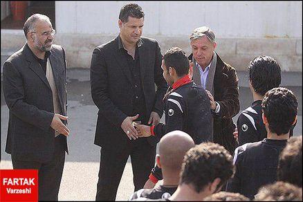 رقابت دیدنی پرسپولیسی های سابق در اصفهان