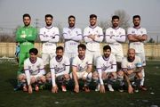 ویستا توربین تهران: هجومی ترین تیم لیگ سه در نیم فصل نخست
