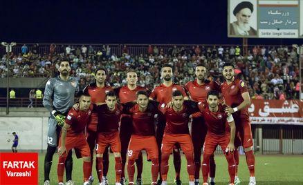 کاپیتان سپیدرود: بازیکنان انگیزه زیادی برای کسب پیروزی برابر استقلال دارند