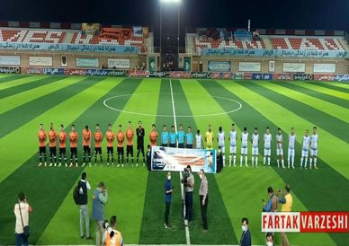 جام قهرمانی رقابت های لیگ دسته یک به روایت تصویر