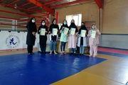 برگزاری اعطای جوایز و احکام نفرات برتر رقابتهای مجازی بهترین رزمیکاران استان کرمانشاه
