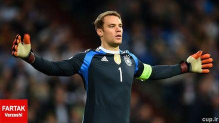 نویر: آلمان از ژیرو نمی ترسد