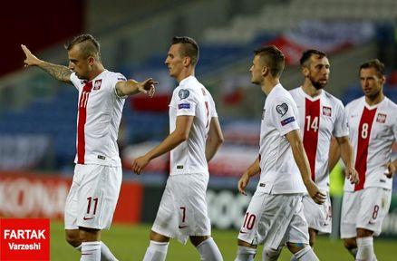 تیم ملی لهستان در یک نگاه