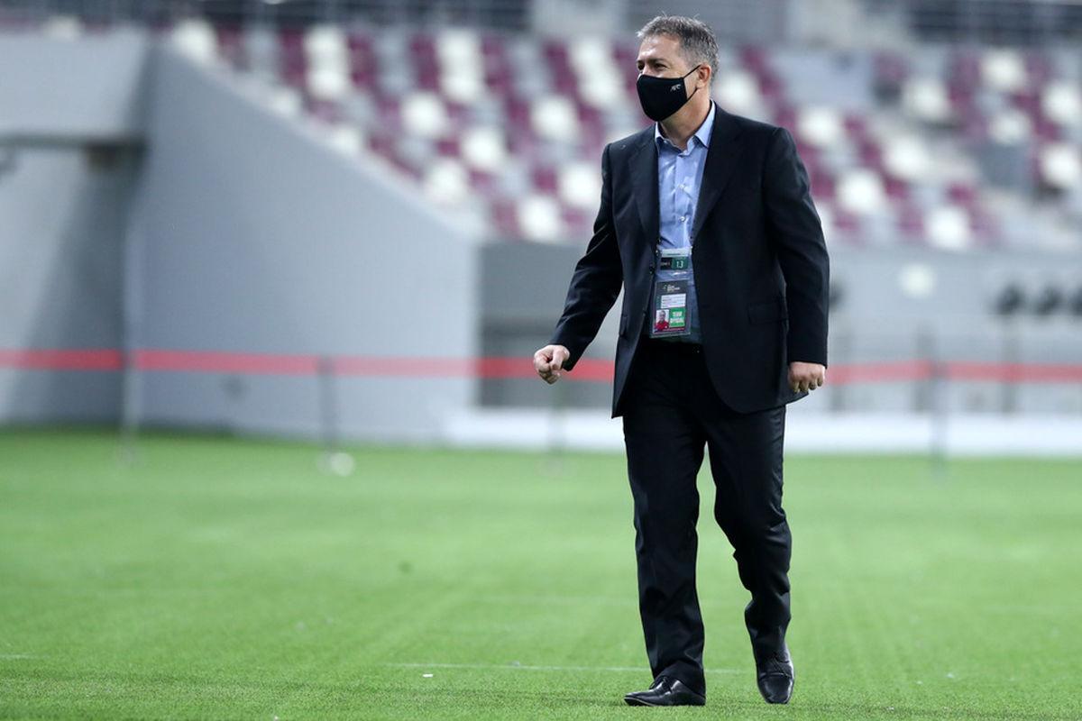 اسکوچیچ: دو پیروزی قبلی امروز اهمیتی ندارد