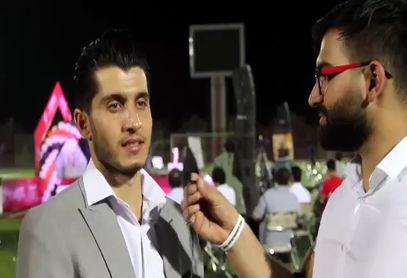 حمید گلزاری :باشگاه اگر من را بخواهد در ادامه همراه این تیم هستم
