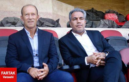 عرب تا پایان قرارداد کالدرون ماندنی است