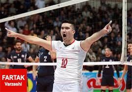 والیبالیست ایرانی به لیگ ترکیه رفت