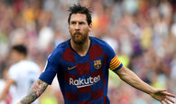 طرح پیشنهادی کمپانی نایکی برای پیراهن بارسلونا لو رفت+عکس