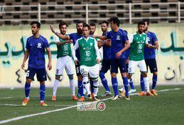 تصاویری جالب از دیدار تیم های خیبر خرم آباد و چوکای تالش