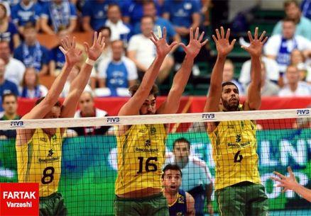 گروهبندی مرحله نهایی لیگ جهانی والیبال ۲۰۱۶ اعلام شد