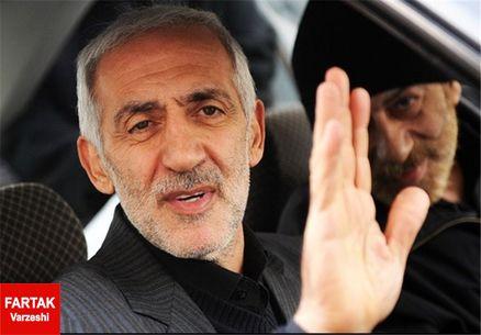 دادکان: کمیته اخلاق نمیتواند مدیران سازمان لیگ را محروم کند
