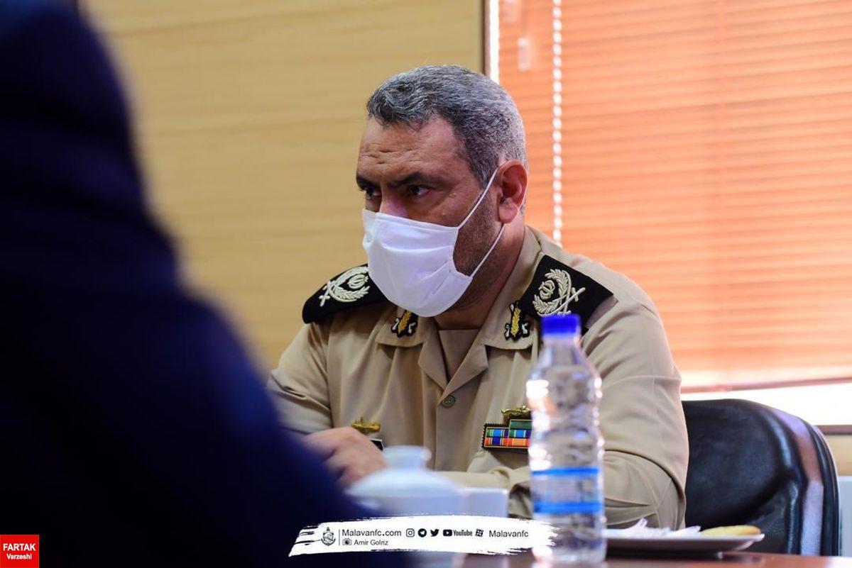 رئیس هیئت مدیره باشگاه ملوان انتخاب شد