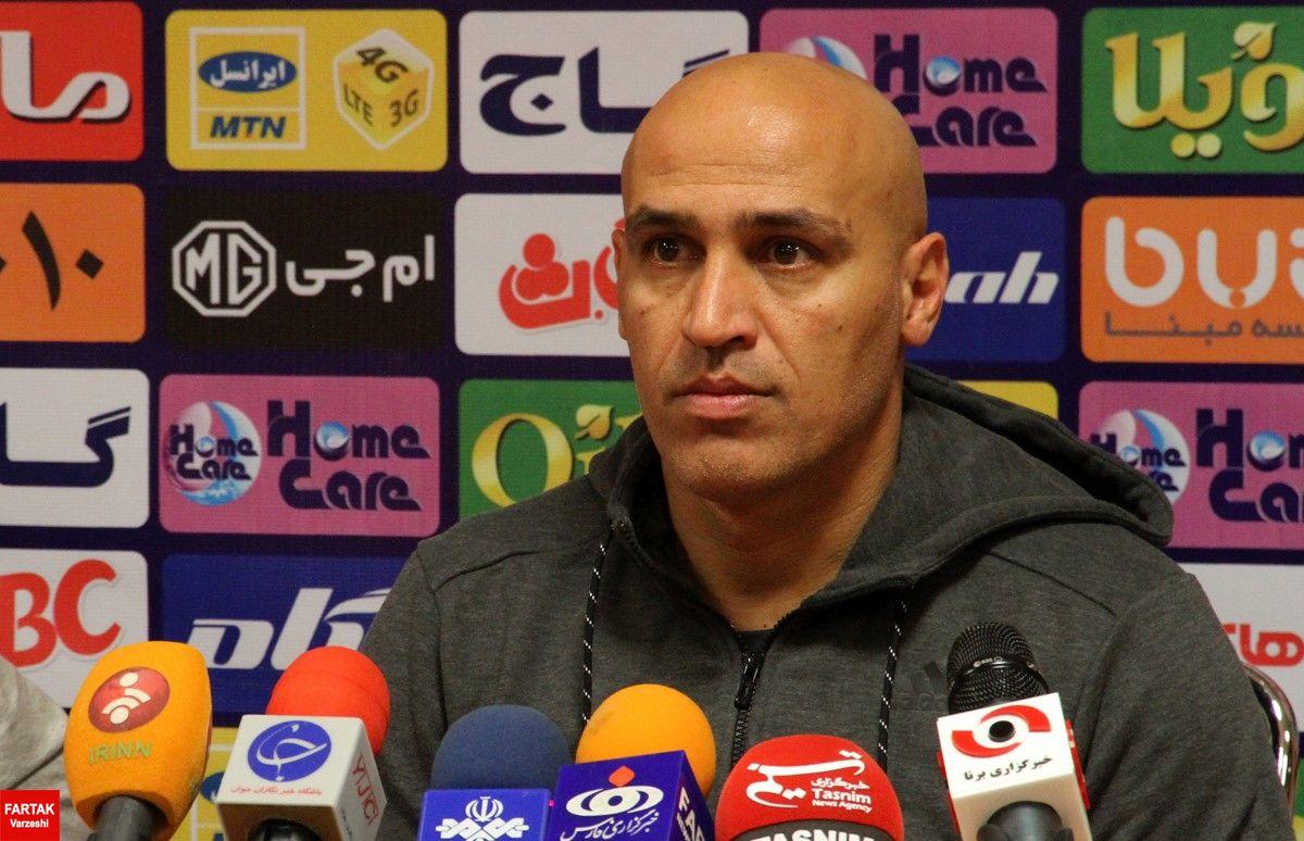 منصوریان: به علی کریمی تبریک میگویم
