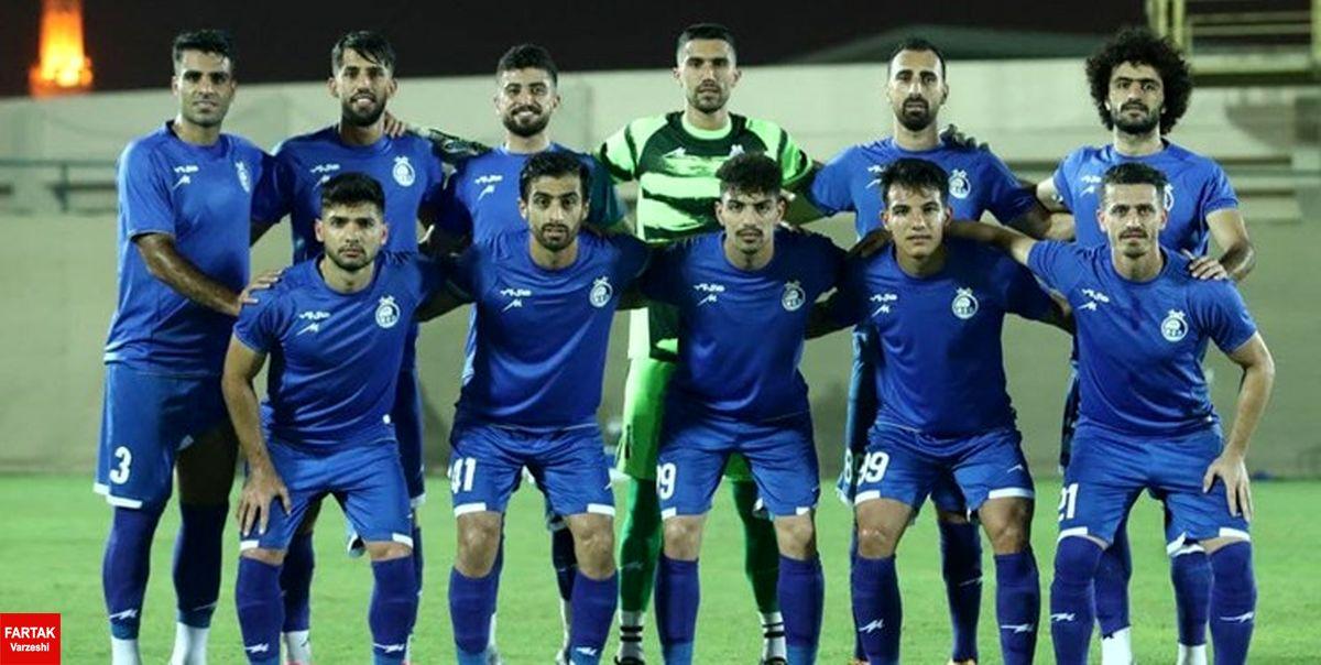 بازیکن استقلال در امارات به کرونا مبتلا شد/ 2 نفر دیگر مشکوک هستند