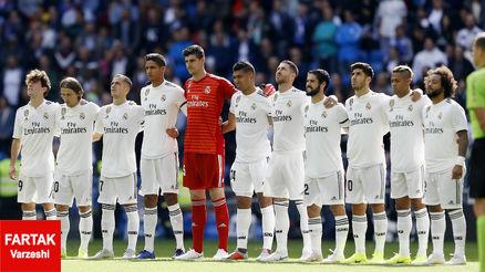 فهرست رئال مادرید برای جام جهانی باشگاه ها اعلام شد