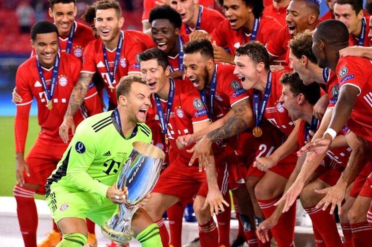 بایرن رکورد رئال مادرید را شکست