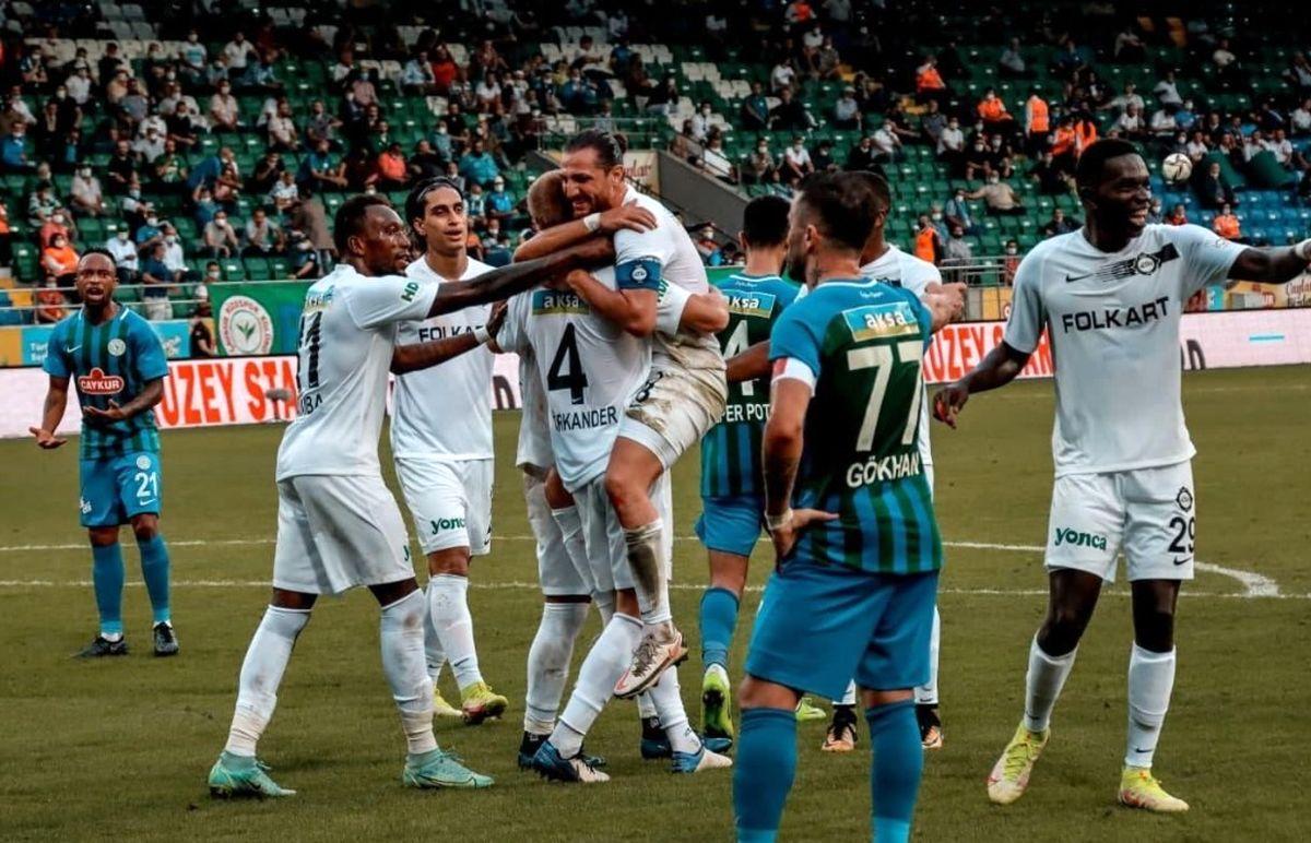 پیروزی شیرین تیم اروپایی در حضور لژیونر استقلالی