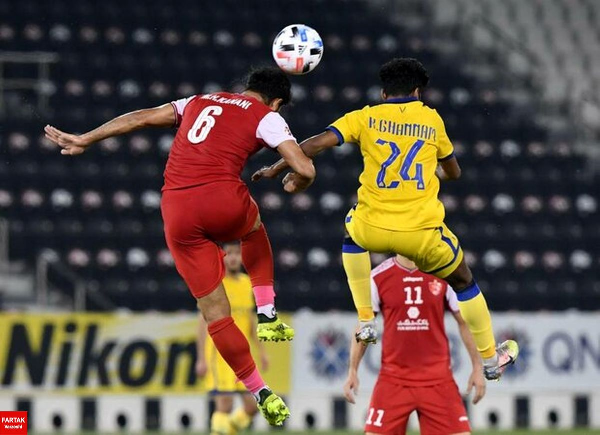 پرسپولیس قطعا برنده پرونده شکایت باشگاه النصر عربستان است
